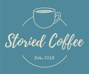 Storied Coffee Logo