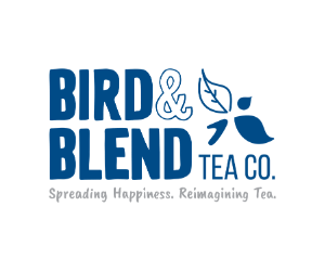 Bird & Blend Tea Co Logo